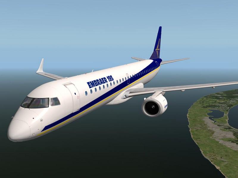 Embraer E-195LR