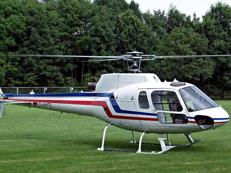Eurocopter AS-350